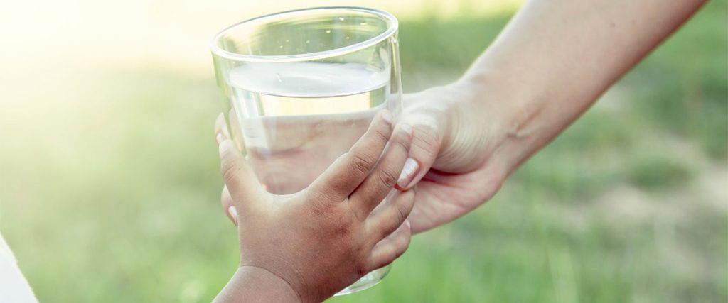 Veel water drinken - voordelen
