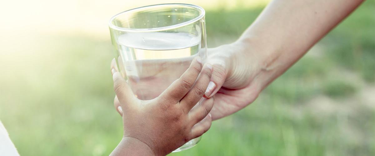 drinkwaterkraan babies