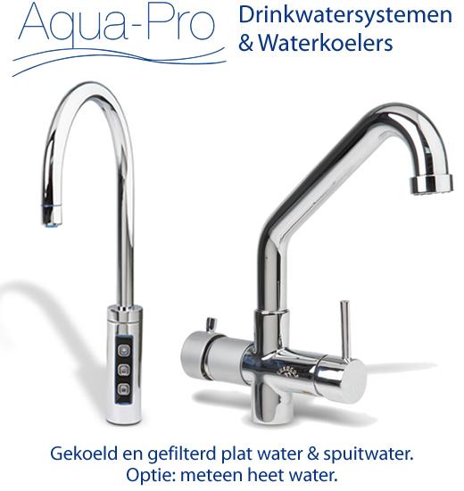 drinkwatersysteem voor thuis Aqua Pro
